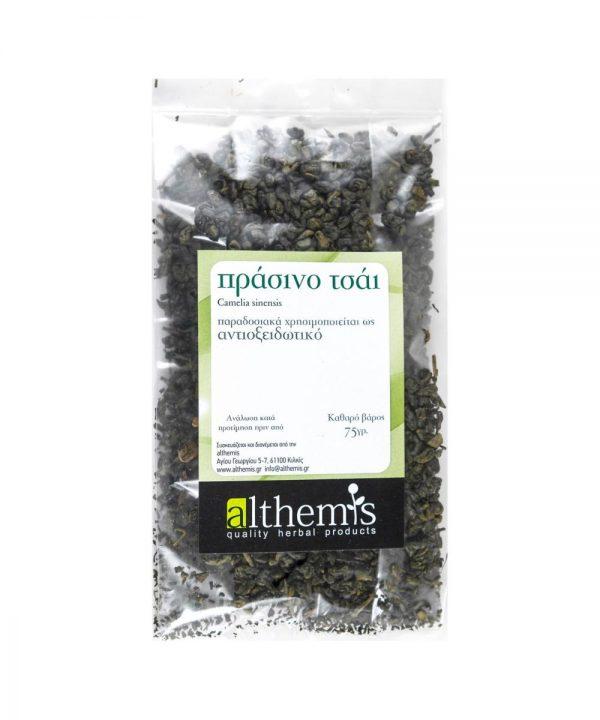 Πράσινο τσάι (Camelia sinensis)